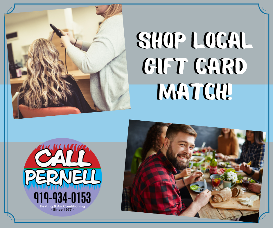 Call Pernell is proud to support local businesses during the COVID-19 pandemic.